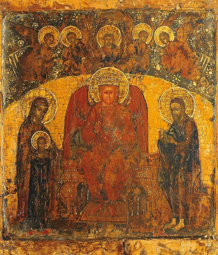 / Icons of Sophia, Holy Wisdom / Sophia the Wisdom of God. Russian ...: www.varvar.ru/en/ikona/sofiya/sofia-2.html